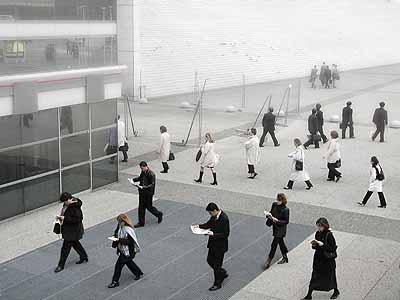 Vincent DebanneTroupes de la Défensecourtesy Galerie Hors Sol
