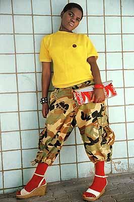 Nontsikelelo (Lolo) VelekoBeauty is in the Eye of the Beholder2003 - 200430 x 20 cm