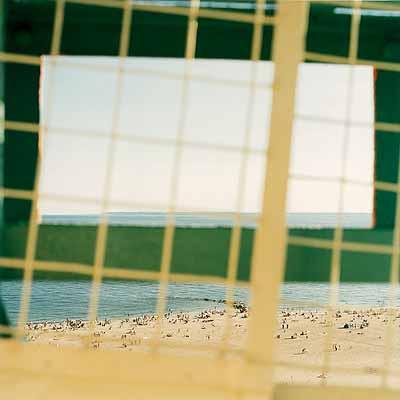Peter Granser: »Wonder Wheel 02« aus »Coney Island«, 2003