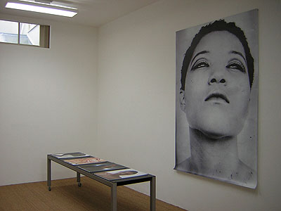 Installation Shot from the series