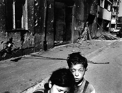 Kriegswunden, Bosnien, 1992