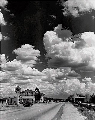 Andreas Feininger Route 66, Arizona, 1953 Photo by Andreas Feininger, LIFE Magazine © Time Inc.