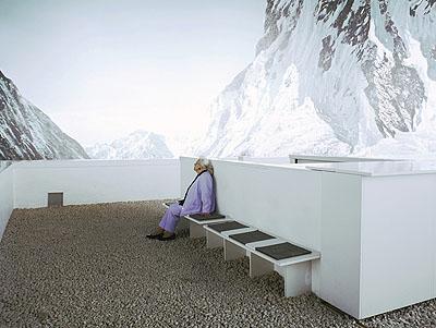 Ville Lenkkeri: Himalaya, 2004