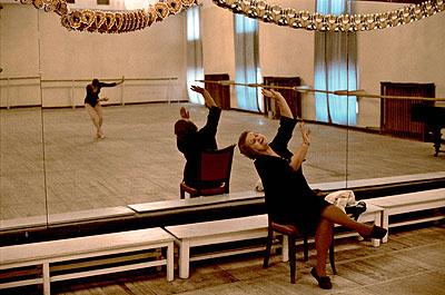 Robert Lebeck Marina Semjonowa, Bolschoi-Theater, Moskau 1976
