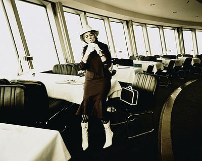 Willy-Brandt-Haus Esther Haase, Hanna Braun, geb. 1919,Berlin 2001 © Esther Haase