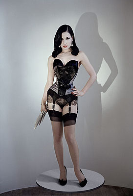 Dita Doll . Pigment print on paper Executed in two edition sizes34