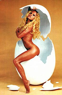 Pamela Anderson Bildrechte: ZDF / © David LaChapelle