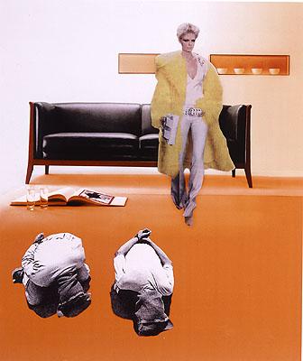 Martha RoslerHooded Captives, 2004/2005C-print, 50,8 x 40,6 cmCollection Fotomuseum Winterthur© Martha Rosler