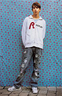 Josip, 16 Jahre, Kroatien40 x 50 cm, aus der Serie: Wurzeln 2 © Irina Ruppert
