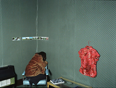 Anna Fabricius Temporary Company, 2004