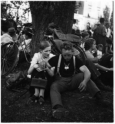 Der Abschied, Mobilmachung, Bern, 2. September 1939. FFV/KMB, Dep. GKS. © GKS.