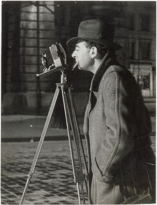 Jacques Faujour, Brassaï – Boulevard Saint-Jaques, around 1931-1932 © ESTATE BRASSAÏ – RMN / CNAC - MNAM