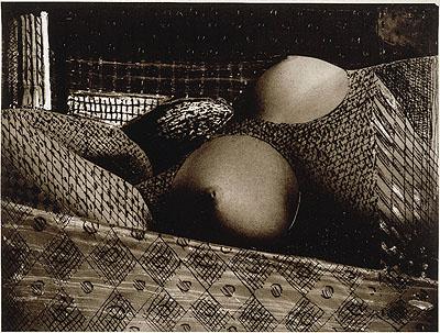 Brassaï, Träumendes Mädchen, 1934/1967, Centre Georges Pompidou Paris © ESTATE BRASSAÏ - RMN / CNAC – MNAM