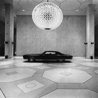 © Timm Rautert, NEW YORK1969, Bromsilbergelatine, 55 x 50 cm