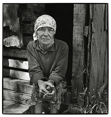 Matrjona Vasiljeva, Balvi, Latvia, 1986