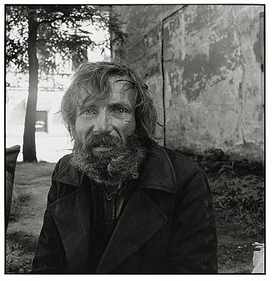 Sasha II, Riga, Latvia, 2001from the series:  People I happened to meet