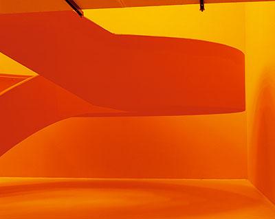 Caroline Hake, NEUROPLAN, Treppe, 80 x 100 cm, c-print, 2006
