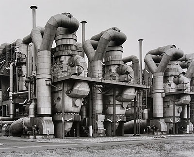BECHER, BERND AND HILLA (1931- )/(1934- )