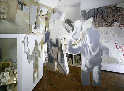 Anna Oppermann, Pathosgeste –MGSMO (Mach grosze, schlagkräftige, machtdemonstrierende Objekte), seit 1984