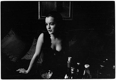 Will McBride Romy SchneiderParis, 1964