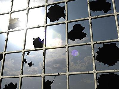 Craig Kalpakjian, I'm in Love With The Modern World, 2005 Inkjet Print auf Epson auf Plexiglas, 110,5x147cm, Auflage 6© Baukunst Galerie, Köln