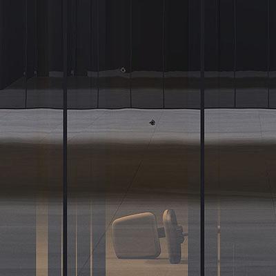 Craig Kalpakjian, Incident Number, 2004 Inkjet Print auf Epson auf Plexiglas, 71x71cm, Auflage 6© Baukunst Galerie, Köln