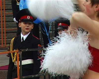 Olga Chernyseva, March, 2005, Video