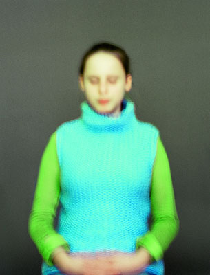 Kyungwoo Chun . BELIEVING IS SEEING # 11 2006-2007 Farbprint / colour print135 x 103 cm courtesy: DNA Berlin
