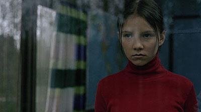 Salla Tykkä,Thriller, 2001, 35 mm film still. Courtesy of the artist / Yvon Lambert Gallery, New York.