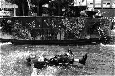 Berlin, Alexanderplatz, 2005
