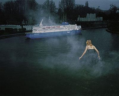 Julia Fullerton-Batten, P&O, 2005, Courtesy Galerie Caprice Horn