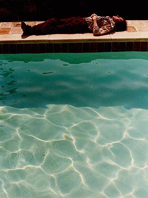 David Hockney: Yves-Marie asleep 1974 / Abzug 1976 aus dem Portfolio
