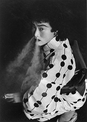 Prostitute, Nagoya, 1958© Shomei Tomatsu courtesy Studio Equis