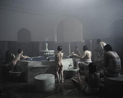 Shirin Neshat: Zarin, 2005 (Production Still), Photo: Larry Barns © Shirin Neshat 2005, Courtesy Gladstone Gallery, New York
