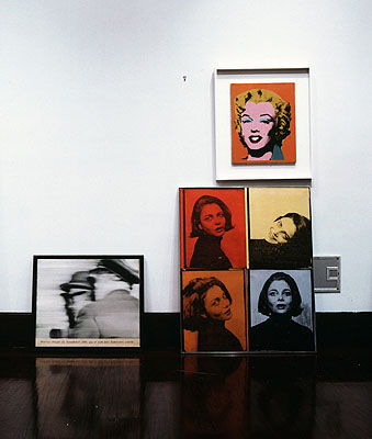 © Louise LawlerLife After 1945 (Faces), 2006/2007Cibachrome (mounted on museum box)101,6 x 53,2 cm40 x 33 1/4 inchesEdition of 5