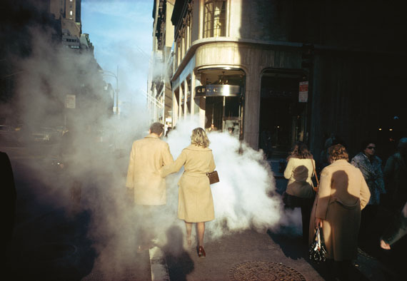 New York City, 1975 © Joel Meyerowitz