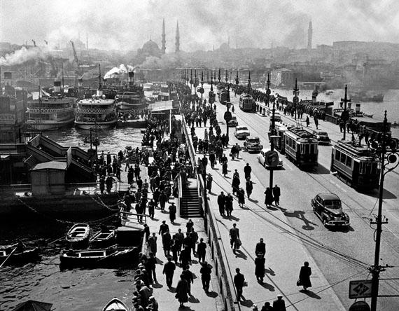© Ara Güler: Istanbul, 1954