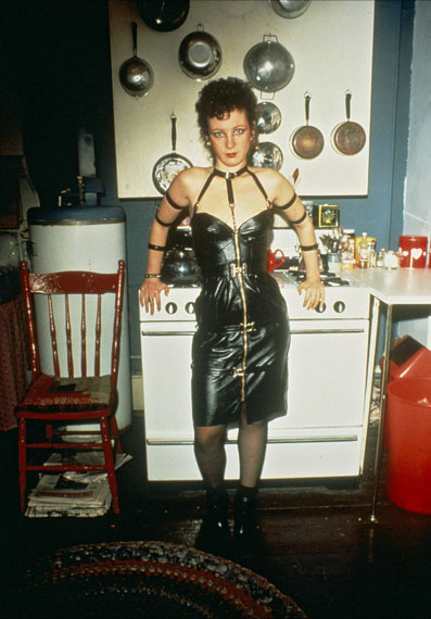 Nan Goldin: Nan as a dominatrix, Boston © Nan Goldin