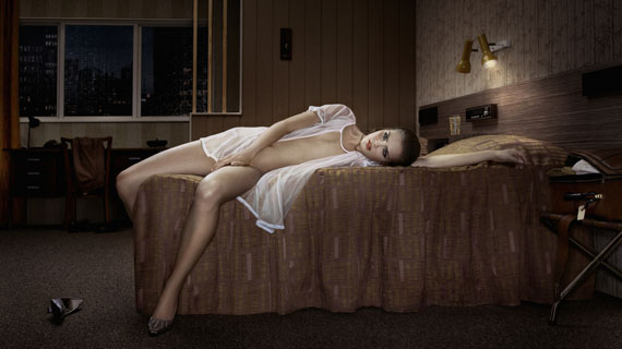 Erwin Olaf, Hotel Kyoto - Room 211, RECENT WORK, courtesy of Hamiltons Gallery