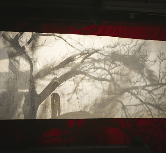 Oliver Krebs: o.T., 2015Pigment Print kaschiert, 80 x 80 cm