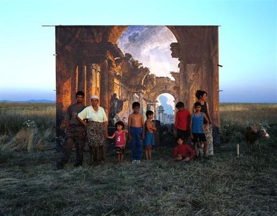 Danica Dakic La Grande Galerie 1, 2004Chromogenic print Edition of 839.3 x 50.4 in.. Est. 15,000–17,000 USD