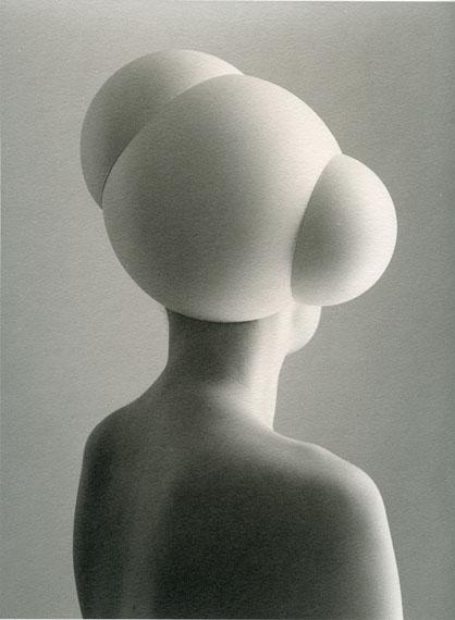 Tina Lechner Ohne Titel, 2014 From Heads © Tina Lechner