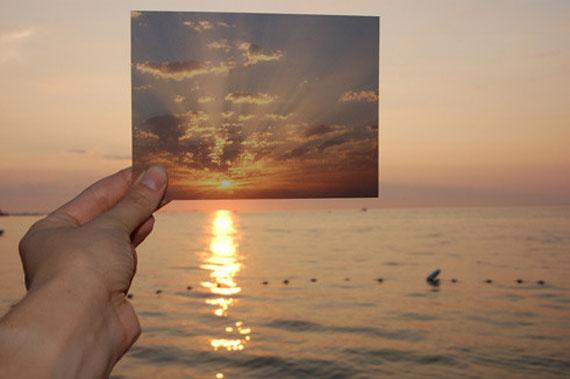 Lisa Oppenheim: The Sun is Always Setting Somewhere Else, 2006