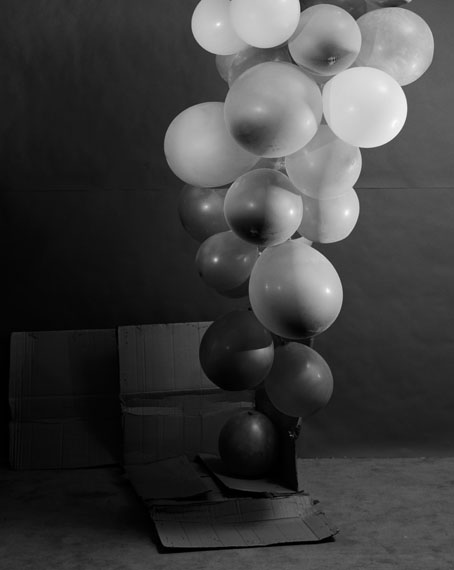 Hannah Collins: Grapes, 1989, Silbergelatine, 280 x 240 cm © Hannah Collins