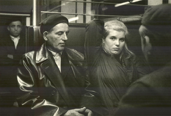 Viktor KolářOhne Titel, Ostrava,1968Silbergelatine Baryt© Viktor Kolář