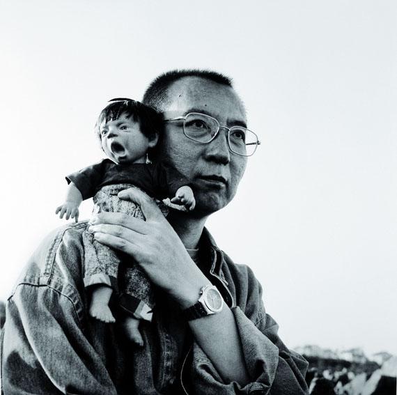 Eine Fotografin aus China
