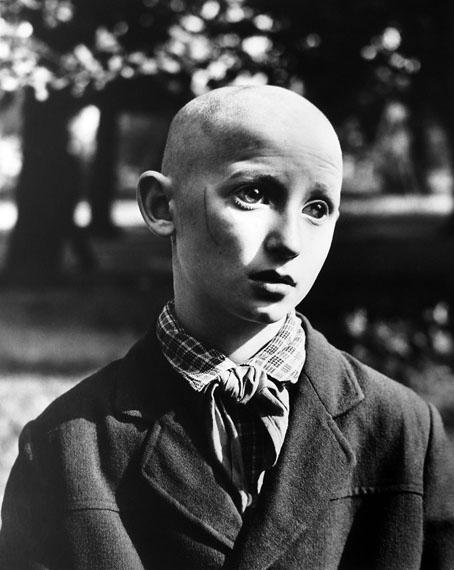 "Antanas Sutkus: ""Blind Pioneer"", Kaunas, 1962"