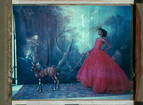 Cathleen Naundorf: L'arche de Noé XVII, TW 1,33, Dior – Philip Treacy HC Summer 2012