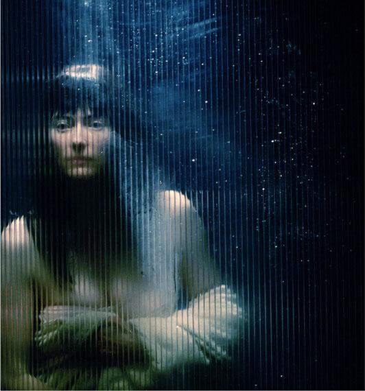 Lynn Hershman Leeson: Shower, Filmstill aus Teknolust, 2002 © Lynn Hershman Leeson