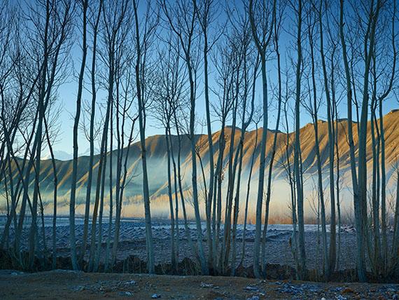 © Simon Norfolk, Time Taken 6, Early Spring, 2013 - 2014